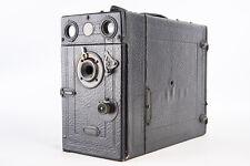 Houghton No 2 Klito 3 1/4 x 4 1/4 Falling Plate Camera with Achromatic Lens V12