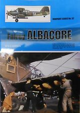 Warpaint Series No.052 - Fairey Albacore           40 Pages                 Book