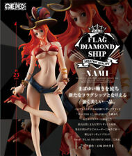 24cm Nami One Piece FDS Captain Pirates Flag Diamond Ship Figuren Figur NEU