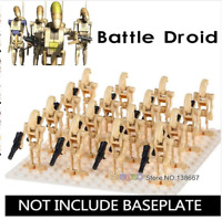 16pcs/ set Lego Star Wars Super Battle Droid New children's toys 2019
