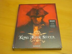 Long John Silver l'intégrale 2015 / Lauffray /Dorison / Flambant neuf / RARE
