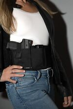 Concealed Carry Gun Holster Ultimate Comfort Bellyband for Men and Women