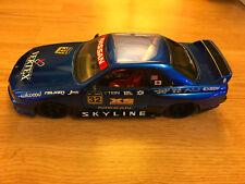 Jada Toys 1994 Nissan Skyline GTR R32 Vertex, Blue, 1/18