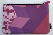 IPSY Block Party Make Up Bag Cosmetic Case Tetris Game Inspired June 2019