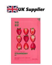 Pure Essence Maschera foglio-STRAWBERRY [UK Fornitore]