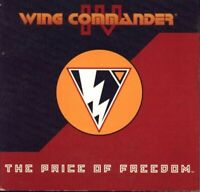 WING COMMANDER IV 4 +1Clk Windows 10 8 7 Vista XP Install