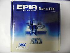 Via EPIA Nano-ITX N10000E LVDS (1.0GHz Luke) Nano ITX Motherobard