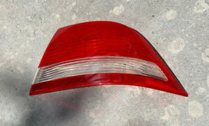 2003 2004 2005 2006 2007 Saab 9-3 Tail Light Lens Right (pass side)