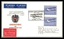 Gp Goldpath: Austria Cover 1968 To U.S.A. Cv309_P05