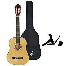 Rocket Xf201cn XF Serie Guitarra Clasica Espaã±ola - Tamaã±o 3/4 Natural 6087