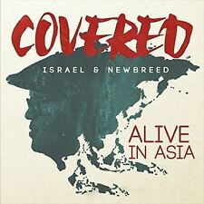 Israel & NEUF race - Couvert : Alive en Asie CD