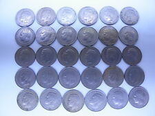 Greece Grece   30 coins    Used  50 lepta 1970   ,King  Konstantinos, lot  2120