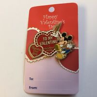 WDW - Sweetheart Collection 2005 Mickey Mouse LE 1500 Disney Pin 36411