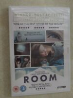 'Room' DVD New Sealed Lenny Abrahamson Brie Larson