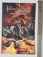 Schwinn Sting Ray RARE Print Advertisement