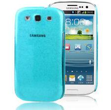 Crystal Case Schutzhülle für Samsung i9300 Galaxy S3 hellblau schimmernd Hülle