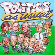 Politics as Usual (CD)
