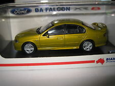 BIANTE 1.43 FORD BA  FALCON XR8  SEDAN  ACID RUSH GREAT LOOKING MODEL B430701E