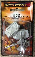BattleTech Miniature: Rommel Howitzer Tank (2)  20-5067 Click for more savings!