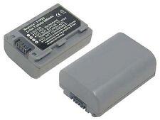 Battery PACK for Sony NP-FP50 Handycam DCR-DVD92E DCR-DVD105 DCR-DVD105E 750mAh
