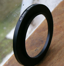 40.5mm to 52mm filter step up  ring used