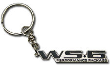 Collectors Edition Trans Am WS6 BLACK Emblem Keychain