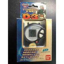 Rare 2001 Bandai Digimon Digivice Season 2 Adventure D3 1.0 Black Ken's Boxed