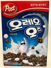 [Breakfast Cereal]Post Oreo O's 250gram Dongseo Korea Food