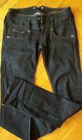Ladies Jeans Brand Herrlicher, Size W 27 L 34