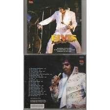 ELVIS PRESLEY Back in the desert CD Live 1973 Rock'n'roll Ballad Rock Las Vegas