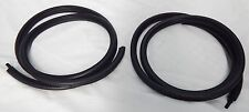 MAZDA R100 1200 1300 323 COUPE REAR SIDE QUARTER 1/4 VENT WINDOW RUBBER PAIR