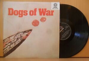 DOGS OF WAR S/T LP [NEAR MINT] RARE ITALO COSMIC DISCO FUNK PORTUGAL