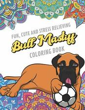 Bull Mastiff Coloring Book