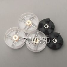 3 Base Gear 2 Rubber Gear replacement spare parts Brand New fits Magic Bullet