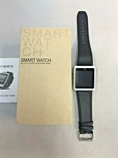 Unbranded Smart Watch Chinese Boxed New Untested Black Adult Size V199