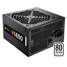 Corsair VS Series VS650 (Rev. 2.0) | 650Watt | ATX 2.3
