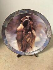 "Soul Mates ""The Stirring"" Bradford Exchange Decorator Plate #5"