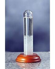 Baromètre Fitzroy en verre 14 cm