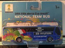 MAISTO 2014 World Cup FIFA Brazil Hyundai Universe Italy National Team Bus 1:90