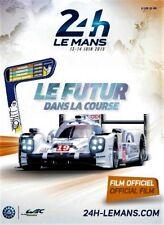 DOUBLE DVD FILM OFFICIEL 24 HEURES DU MANS 2015 - NEUF