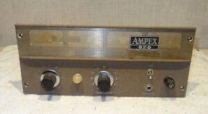 Ampex 620 6V6 tube amplifier for guitar amp project #2