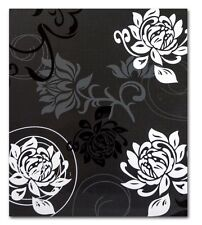 Black Large Self Adhesive Photo Album 20Sheets / 40Sides Great Gift Flowers