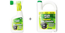 Simple Green Outdoor Odor Eliminator For Pets, Dogs, 32 Ounce Trigger & 1 Gallon