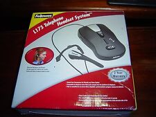 FELLOWES L175 TELEPHONE Headset System