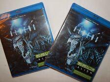 2 Aliens Blu-ray Digital HD Disc Sigourney Weaver Si Fi New Sealed