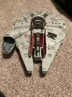 Hasbro Star Wars Millenium Falcon B3678 lights/sounds/shoots Nerf