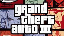 Grand Theft Auto III GTA 3 Steam CD-Key [PC & MAC] Region Free