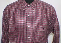 Mens Ralph Lauren Polo Big Shirt Size sz L Large Long Sleeve Button Front