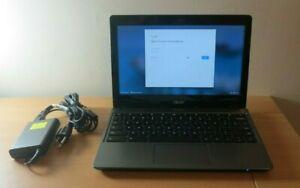 "Acer Chromebook 11 C720-2844 - Celeron 2955U 1.4GHz 4GB 16GB SSD 11.6"" Webcam"