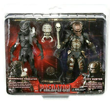 Predator berserker City Hunter 2 X figura PVC 18cm NECA
